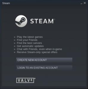 Steam 起動
